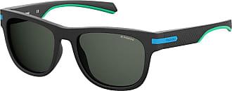 Polaroid Mens PLD 2065/S Sunglasses, BLAKAZURE, 54