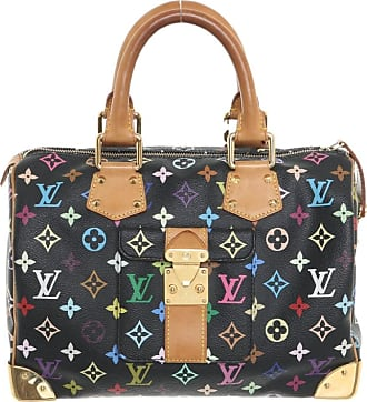 911a3de45701b Louis Vuitton gebraucht - Speedy 30 Monogram Multicolore Canvas - Damen -  Bunt   Muster -
