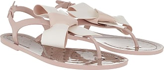 Red Valentino Sandals - Thong Sandal Nude Milk/White - rose - Sandals for ladies