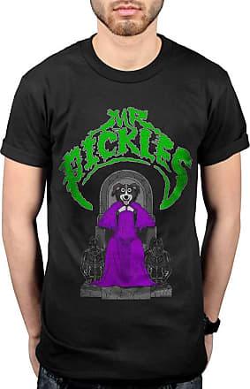 AWDIP Official Mr Pickles Church T-Shirt Black