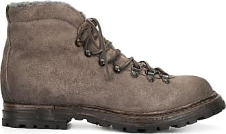 Officine Creative Kontra/008 hiking boots - Brown
