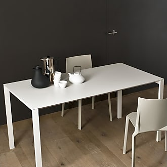 Kristalia Thin-K Extending Table White