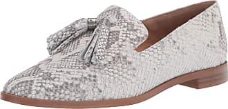 Franco Sarto Womens Hadden Loafer, Natural, 9 UK