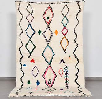 Benisouk Azilal rug 4.7 x 8.4 ft
