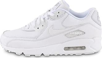 info for 5cd71 d1b88 Nike Homme Air Max 90 Leather Blanche Baskets