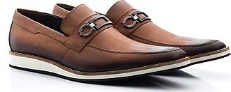 Di Lopes Shoes Calçado Masculino Confeccionado em Couro. (44, Wisky)