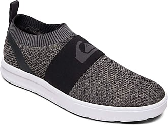 Quiksilver Amphibian Plus - Slip-On Shoes - Men - EU 44 - Grey