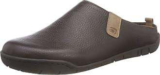 Rohde Mens Mantua Open Back Slippers, Brown (Mocca 72), 41 EU, 7.5 UK