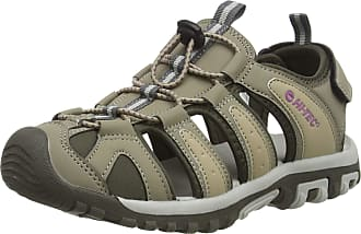 Hi-Tec Womens Cove Sports Sandals, Beige (Dune/Stone/Mauve 043), 3.5 (36 EU)