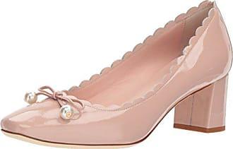 ff7de45cb517 Kate Spade New York Womens Danielle Pump Pale Pink Patent 10.5 M US
