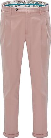 Pantaloni Torino Chino Preppy Fit rosé bei BRAUN Hamburg