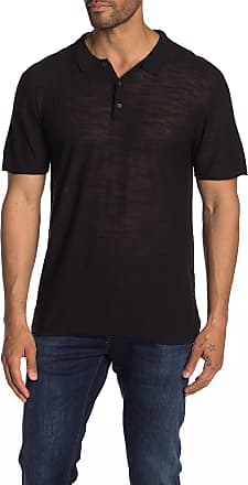 7 For All Mankind Short Sleeve Polo Sweater Shirt