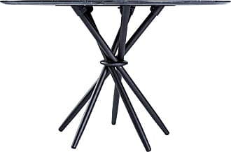 The Conran Shop Stix Dining Table in Marquina Marble