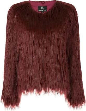 Unreal Fur Unreal Dream jacket - Red