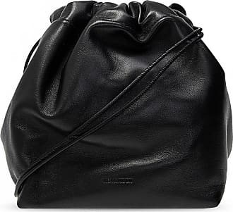 Jil Sander Bucket Bag Womens Black