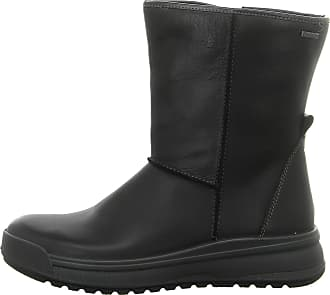 Ara Womens Aspen Snow Boot, Schwarz, 3.5 UK