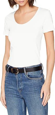 Jacqueline de Yong Womens JDYAVA S/S TOP JRS NOOS T-Shirt, White (Cloud Dancer), M