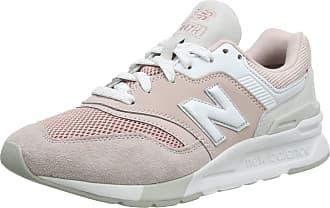 New Balance Womens 997H Sneaker, Space Pink