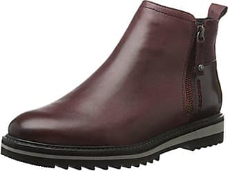 57c0e38a4a68 Be Natural by Jana Damen 25406 Chelsea Boots, Rot (Vino 502), 40