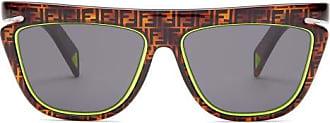 Fendi D-frame Tortoiseshell-acetate Sunglasses - Mens - Multi