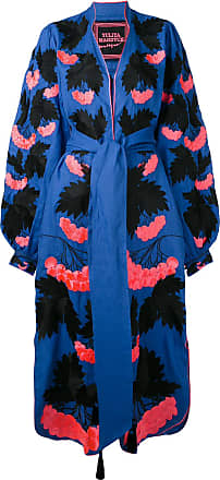 Yuliya Magdych Kalyna dress - Blue