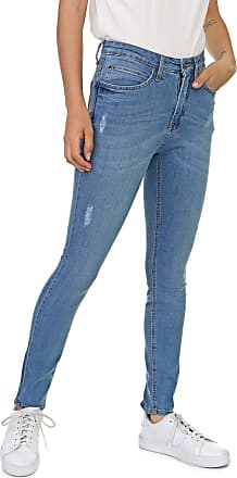Calvin Klein Jeans Calça Jeans Calvin Klein Jeans Skinny Desgaste Azul