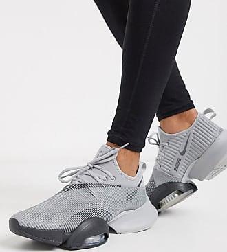 Nike Air Zoom SuperRep trainers in grey