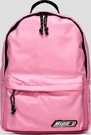 Msgm logo backpack