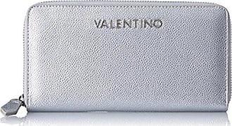 956e835a07 Mario Valentino Valentino by Mario Divina - Portafogli Donna, Silber  (Argento), 2.2