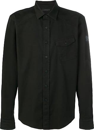 Belstaff Camisa com bolso - Preto