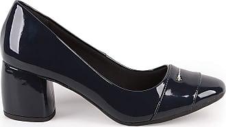 Paula Brazil Scarpin Flaviane 6049-07213288 Verniz Azul (Marinho - Loja Bc) Azul - 35