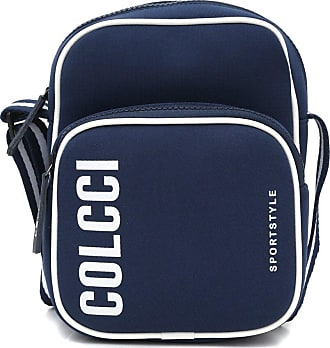 Colcci Fitness Bolsa Colcci Fitness Crossbody Azul