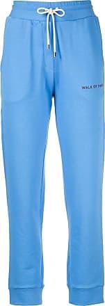 Walk of Shame Calça com cintura elástica - Azul