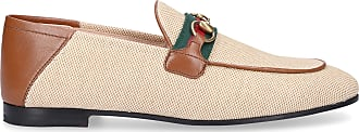 Gucci Slip On Shoes CANVAS CHARLOTTE