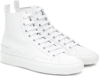 common project high top sneakers