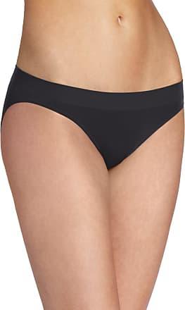 Wacoal womens832175B Smooth Bikini Panty Bikini Underwear - black - S