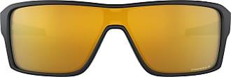 Oakley Óculos Oakley OO9419 941905 Preto Lente Polarizada Espelhada Ouro Prizm 24K Tam 27