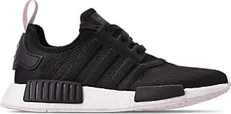 adidas Womens NMD R1 Casual Shoes, Black