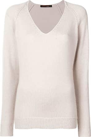 Incentive! Cashmere Suéter de tricô - Neutro