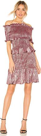 Elliatt Radiant Dress in Purple