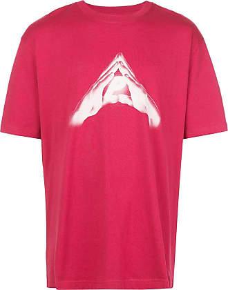Palace Camiseta com estampa de logo - Vermelho