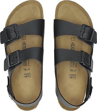 Birkenstock Milano BF Sandals schwarz