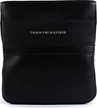 62855a361 Tommy Hilfiger Th Business Mini Crossover, Shoppers y bolsos de hombro  Hombre, Negro (
