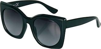 Madeleine Cat-Eye-Brille mit UV-Schutz in schwarz MADELEINE Gr ohne für Damen. Kunststoff
