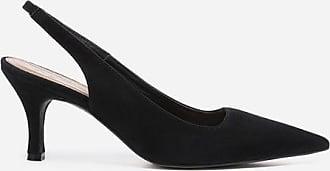 Flattered Franchesca Suede Black