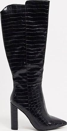 Overknee Stövlar − 165 Produkter från 10 Märken | Stylight