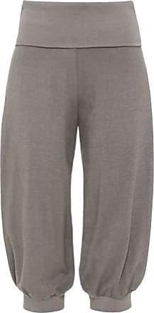 Enna 3/4-Jerseyhose aus Hanf mit Bio-Baumwolle, grau