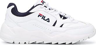 Fila Sneakers mit Logo - Weiß