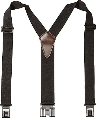 Dickies Mens Perry Adjustable Suspenders (Black)