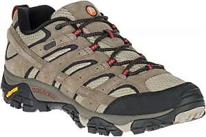 Merrell Mens Moab 2 WP Low Hiking Shoes
